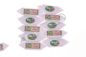 Krówki z logo promocją firmy produkcyjnej
